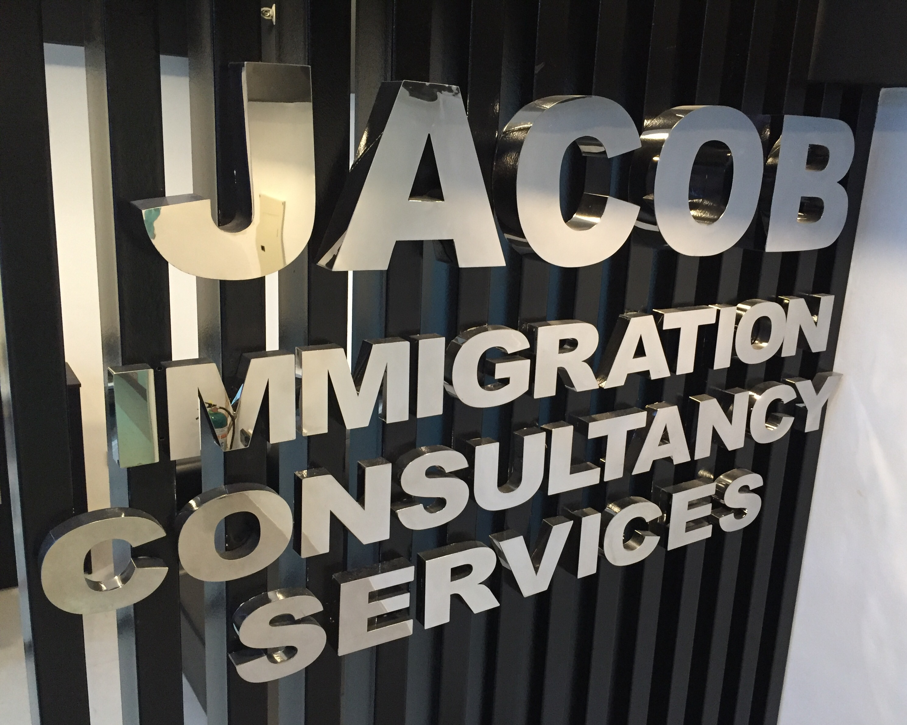 Jacob Immigration Consultancy Reception